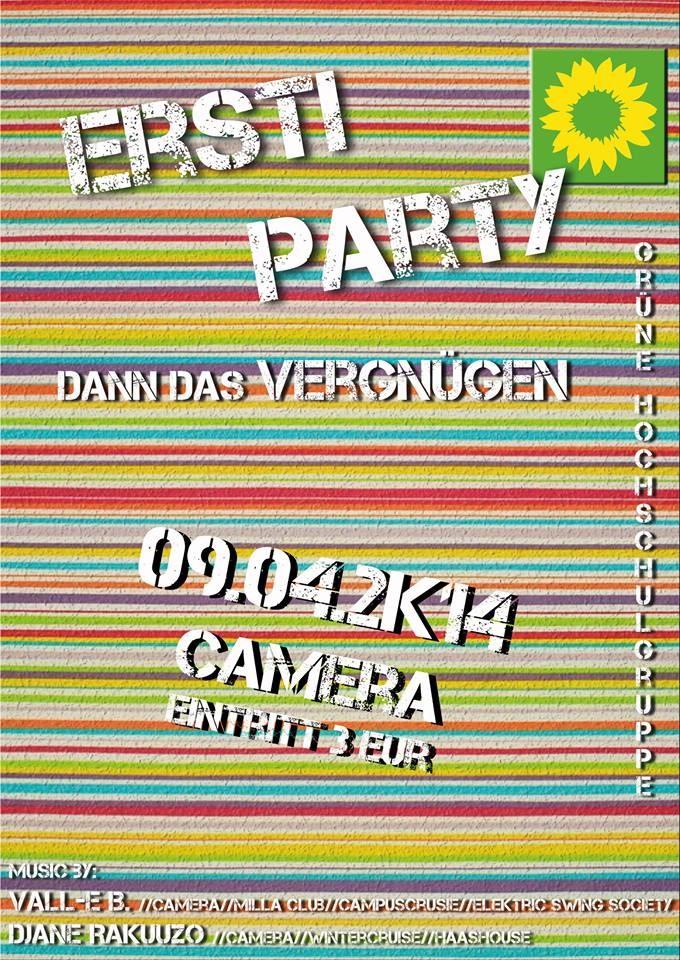 Ersti-Party