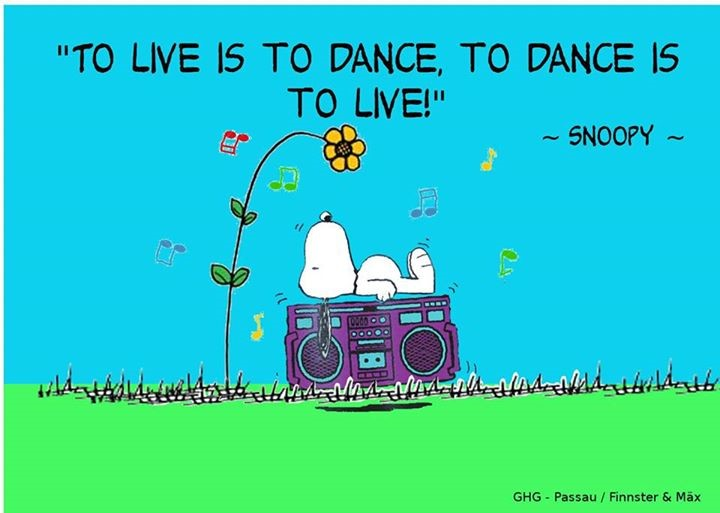 Snoopy-Party